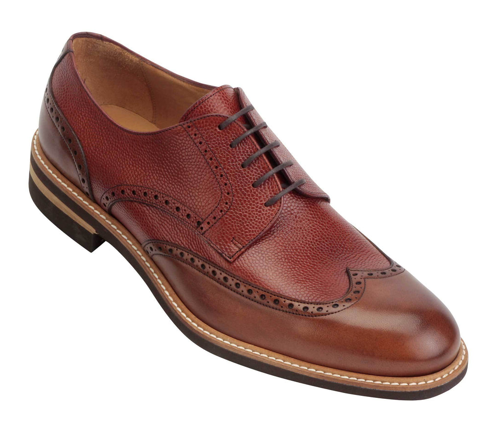 Umber 4240 Wingtip Oxford