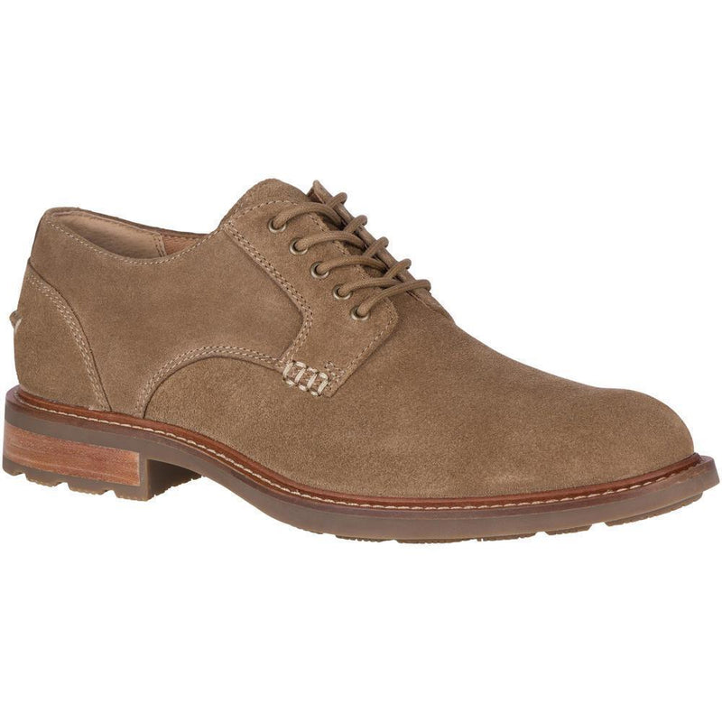 Sperry Annapolis Plain Toe Suede
