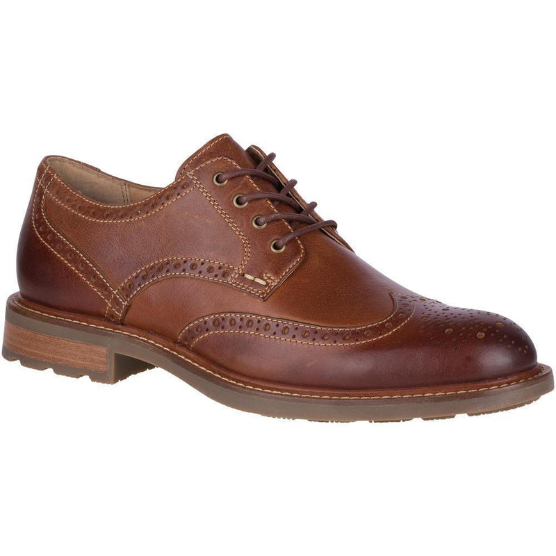 Sperry Annapolis Wingtip