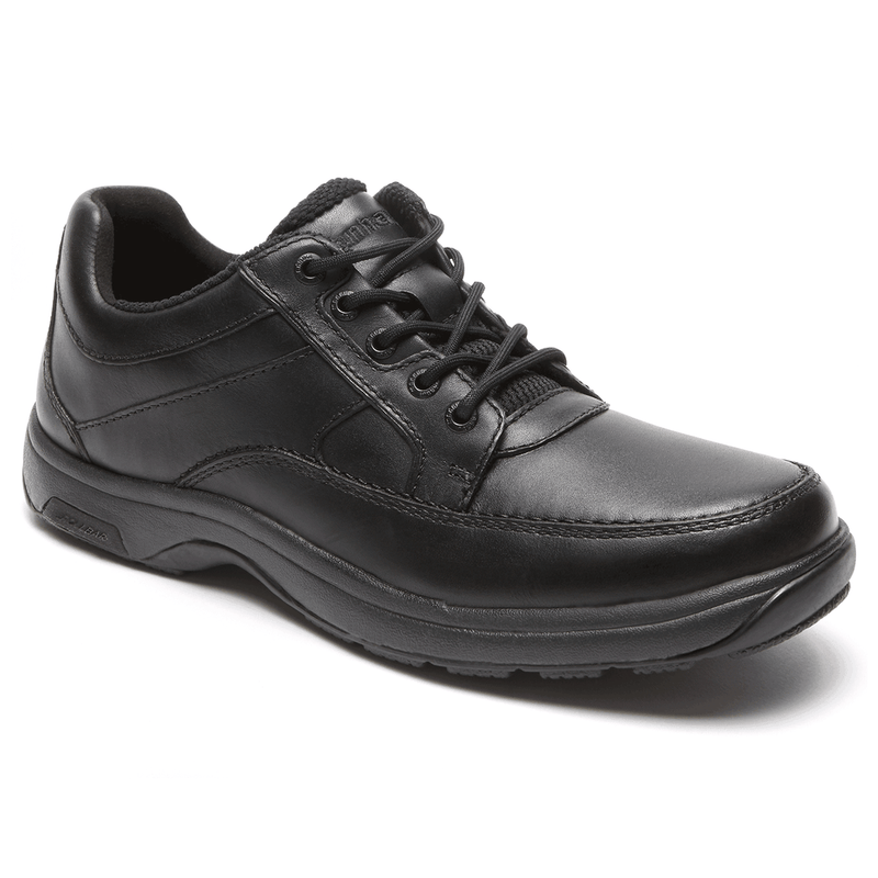 Dunham Midland Waterproof Oxford-Black 8500BK