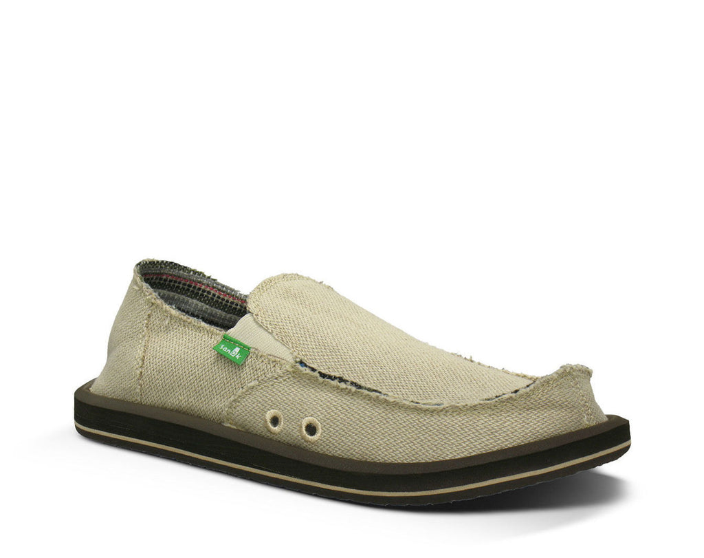 Sanuk Hemp Big & Tall