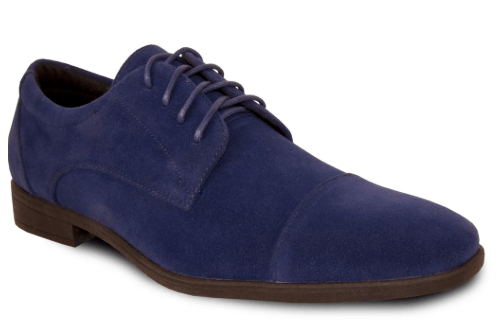 Bravo King-4 Cap Toe Lace Up Oxford