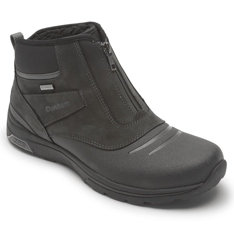 Dunham Waterproof Trukka Zip Boot CH6627