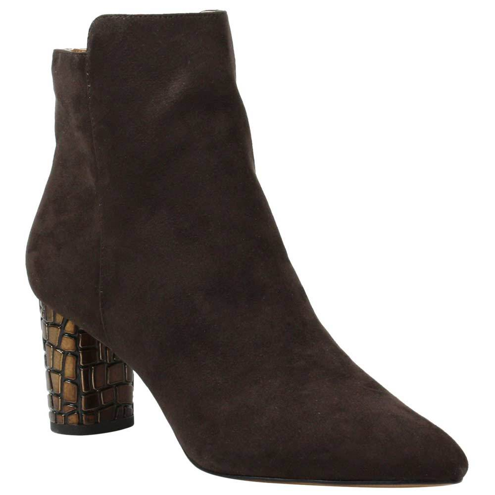 J Renee Christien Chocolate Suede