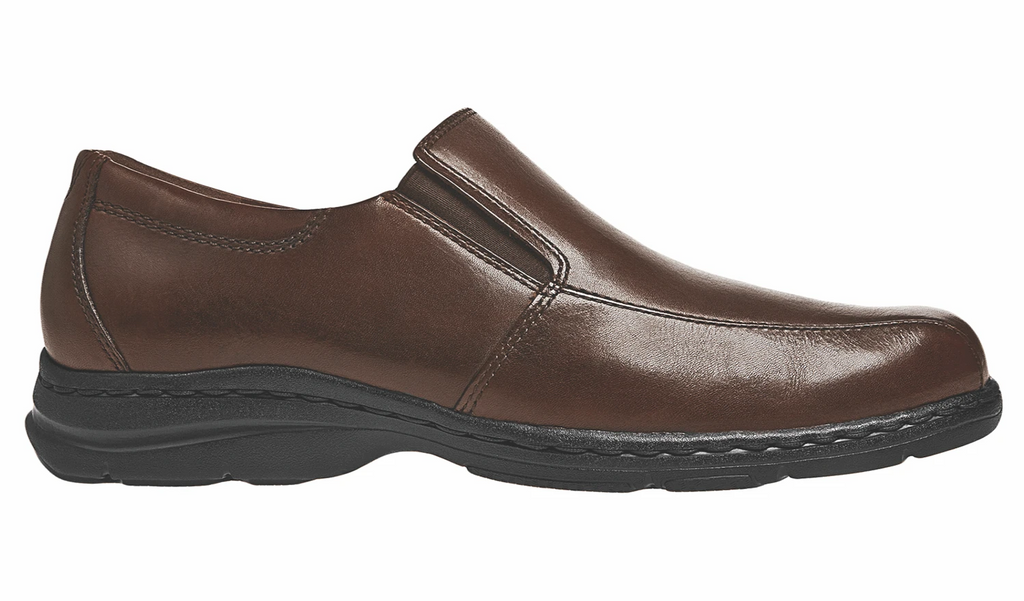 Dunham Blair Men's Slip-on Loafer in Brown