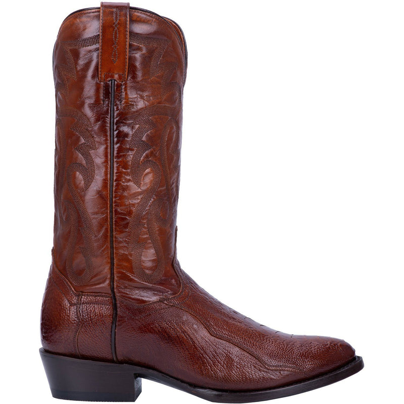 Dan Post Bellevue Ostrich Leg Boot DP26636