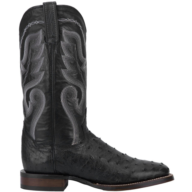 Dan Post Chandler Full Quill Ostrich Boot DP2980