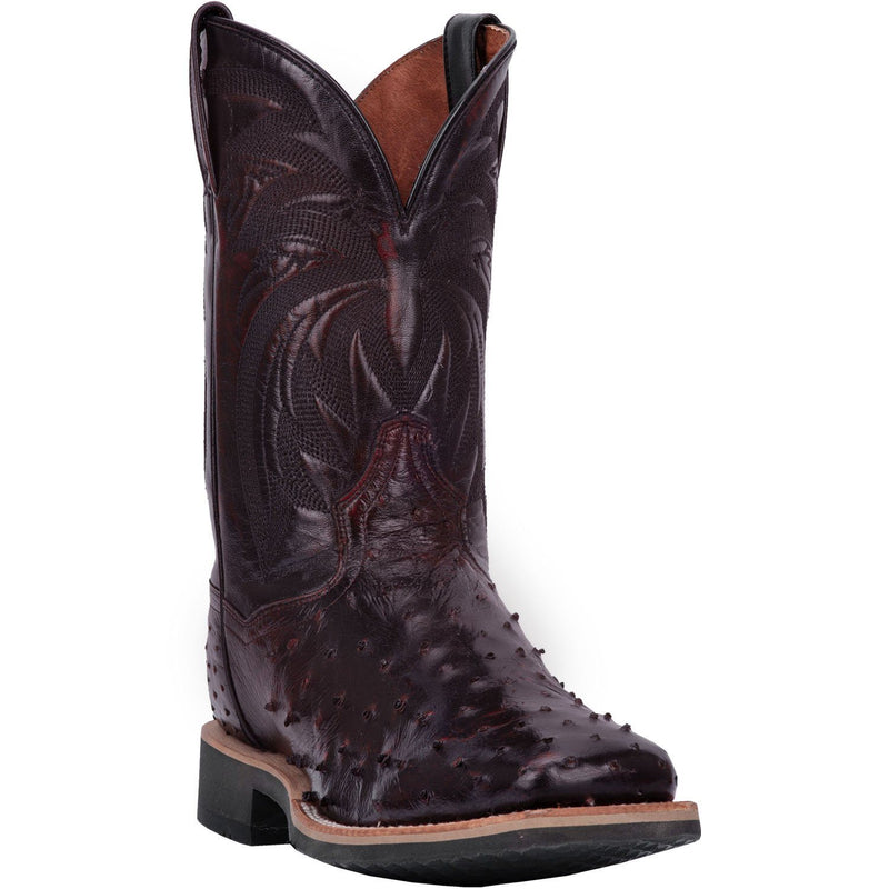 Dan Post Philsgood Full Quill Ostrich Boot DP3985