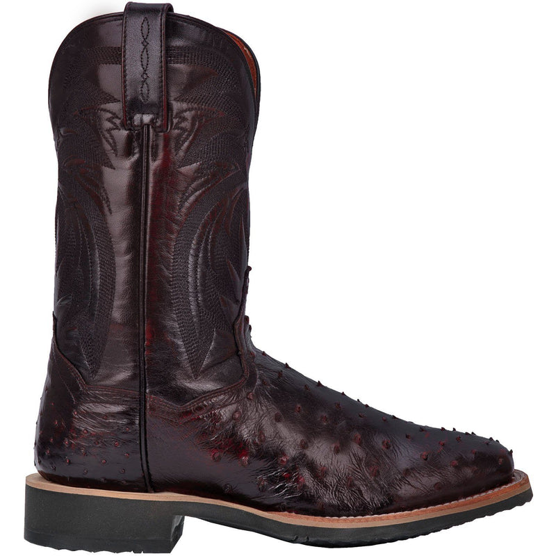 Dan Post Philsgood Full Quill Ostrich Boot DP3983