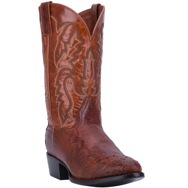 Dan Post Pugh Smooth Ostrich Boot DPP5205