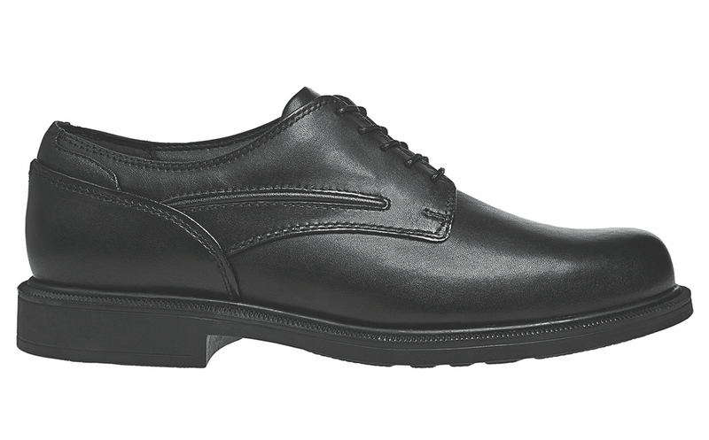 Dunham Burlington Waterproof Oxford-Black