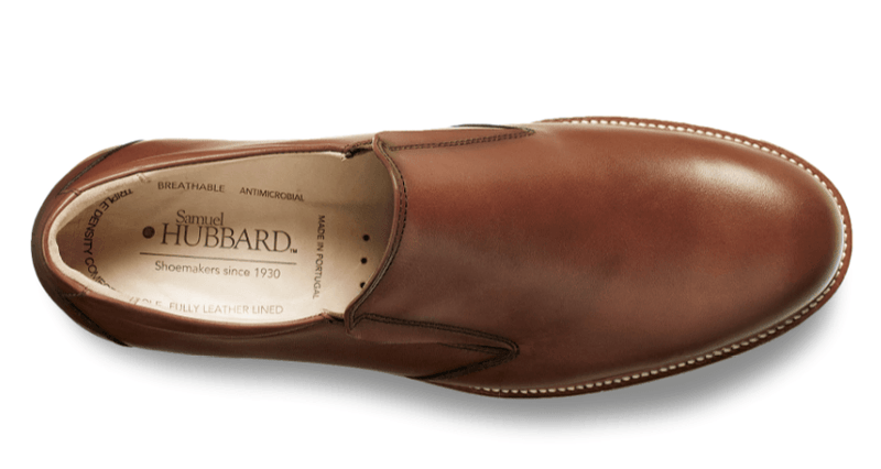 Frequent Traveler Men's Loafer top view
