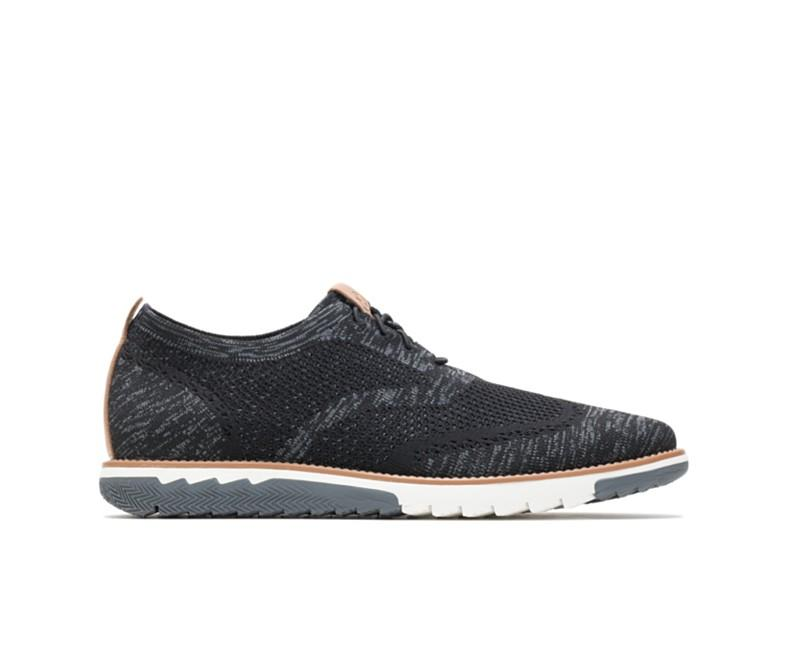 HUSH PUPPIES EXPERT WINGTIP KNIT