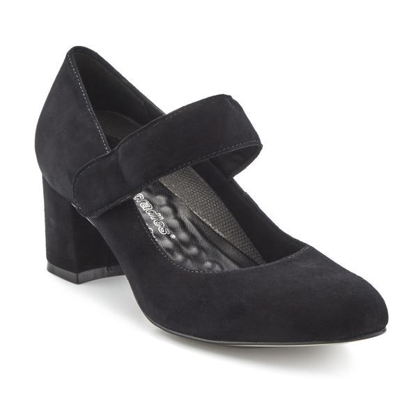 Walking Cradle Jackie-2 Black Suede