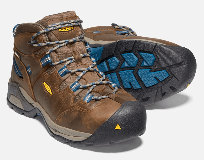 Keen Detroit XT Waterproof Steel Toe Boot