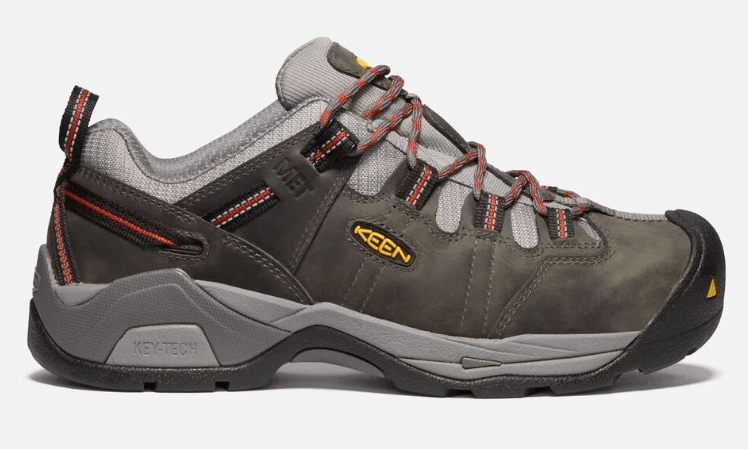 Keen Detroit XT INT. MET Steel Toe Men's work shoe