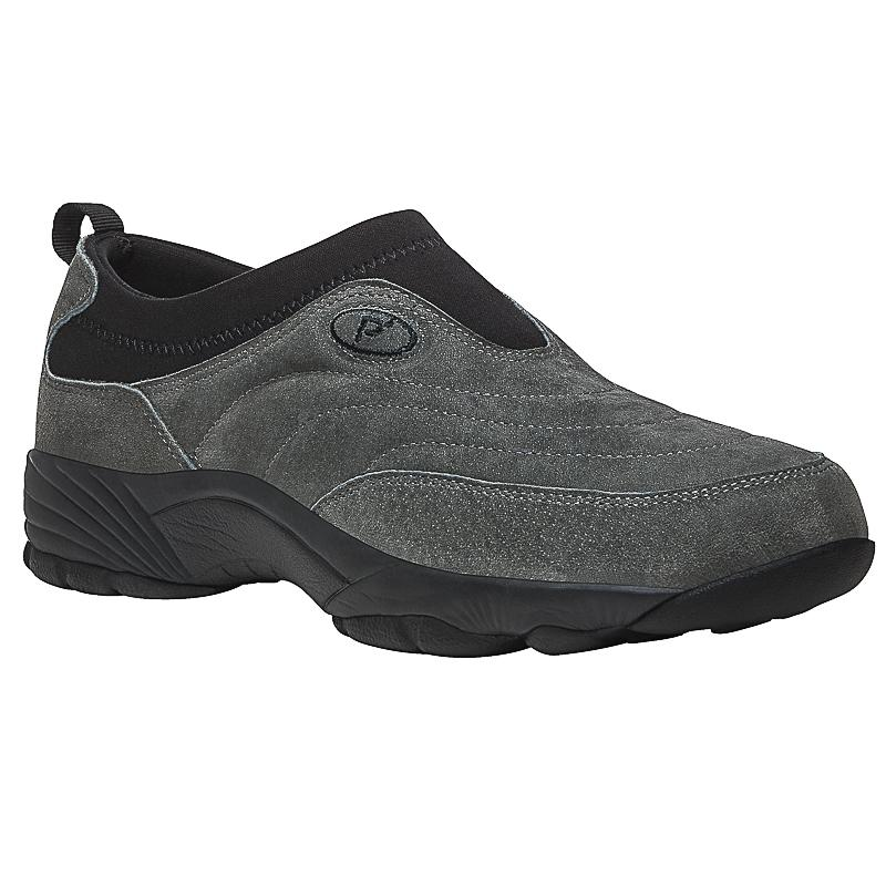 Propet Wash & Wear Slip On ll - Largefeet