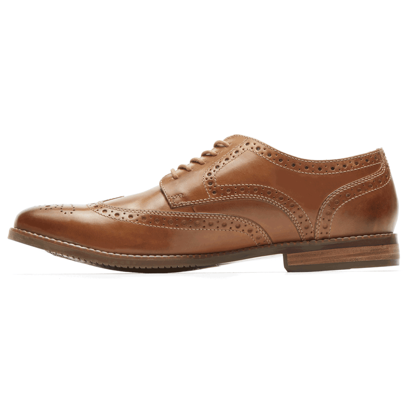 Rockport Style Purpose Wingtip  M77063