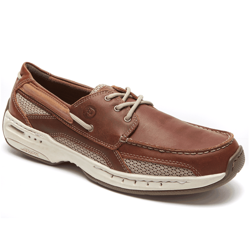 Dunham Captain Boat shoe  Black and Brown