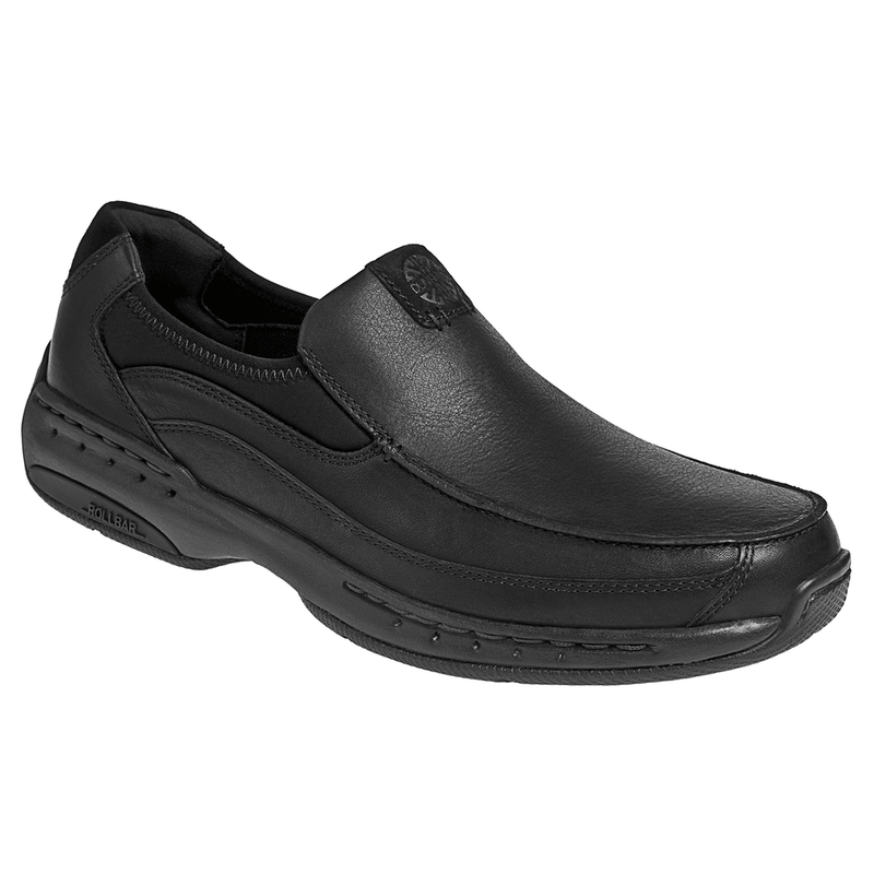 Dunham Wade Slip-On - Black MCN422BK