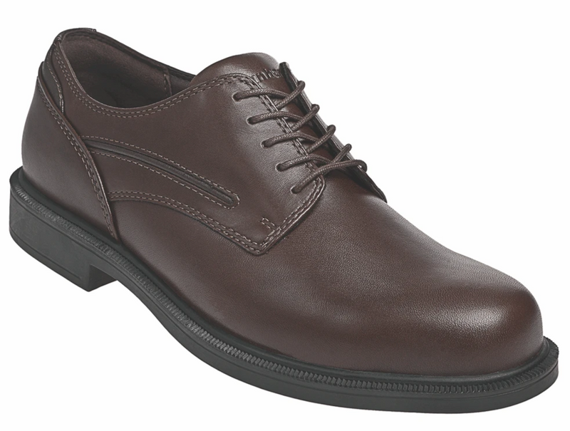 Dunham Burlington Waterproof Oxford-Brown