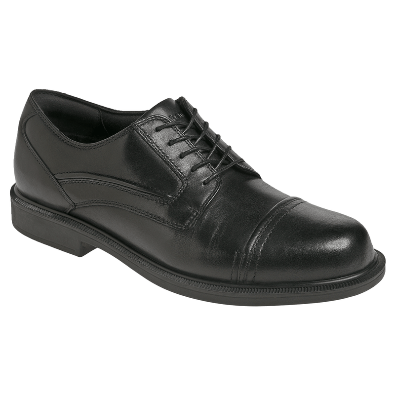 Dunham Jackson Waterproof Cap Toe