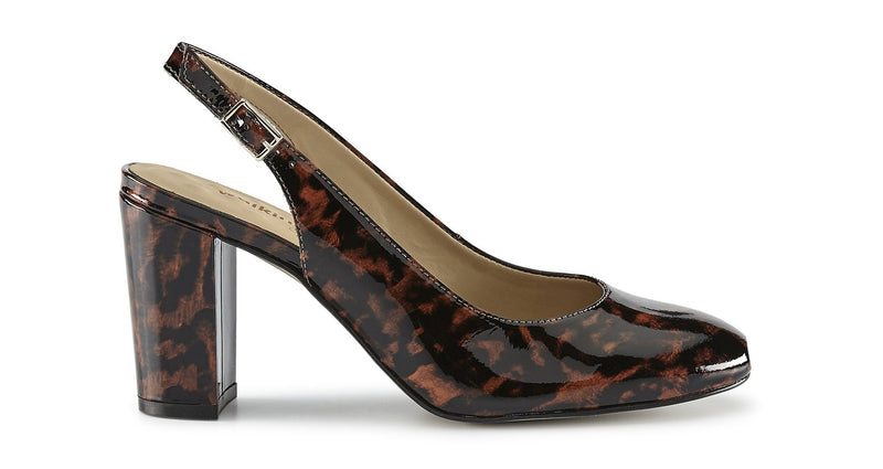 Walking Cradle Michaela Leopard Patent
