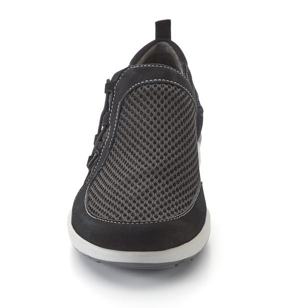 Walking Cradle Onyx Black Mesh/Nubuck