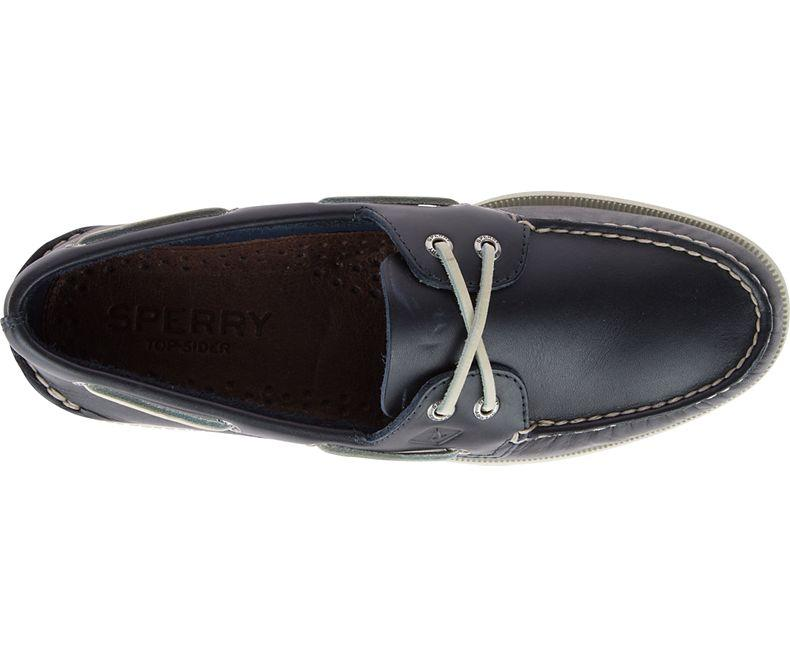 Sperry Authentic Original Leather Boat Shoe 3