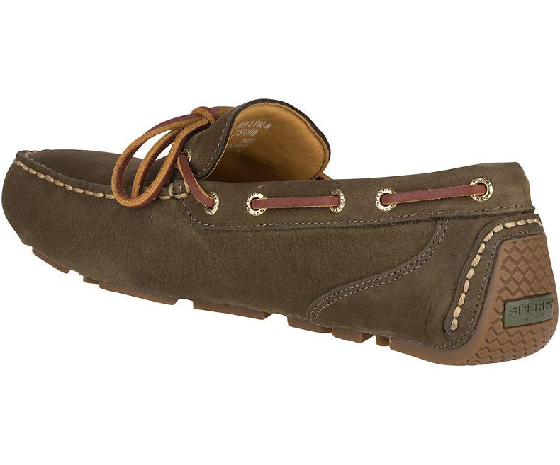 Sperry Harswell 1-Eye Nubuck Driver