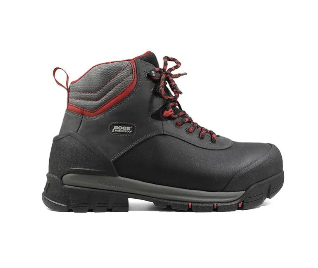 "Bedrock Shell 6"" Comp Toe - Men's Waterproof Work Boots"