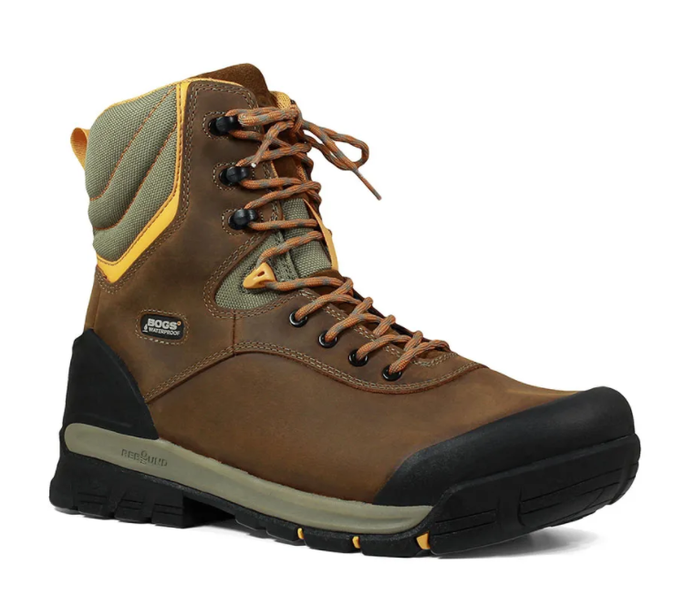 "Bedrock 8"" Comp Toe Insulated - MEN's"