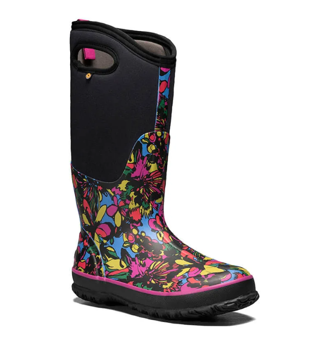Classic Tall Wildflower - Women's Winter Boots |BOGS