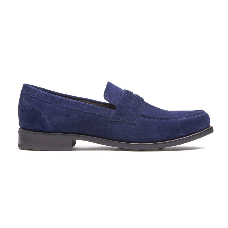 Timberlux Suede Penny Loafer