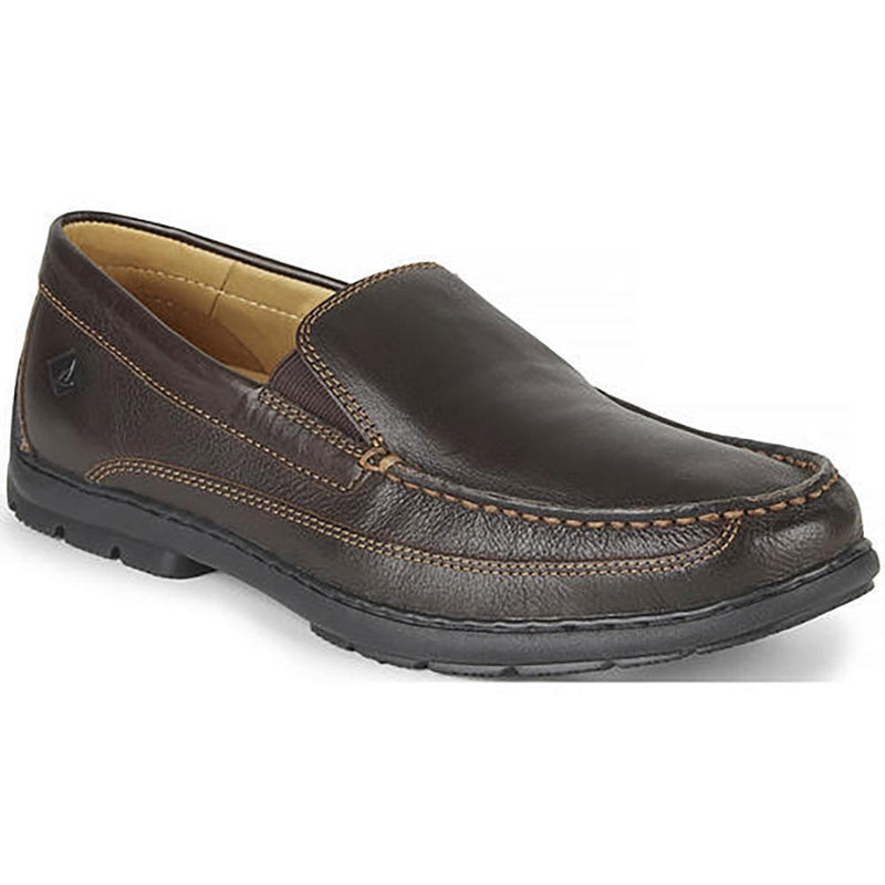 Sperry Gold Loafer Twin Gore