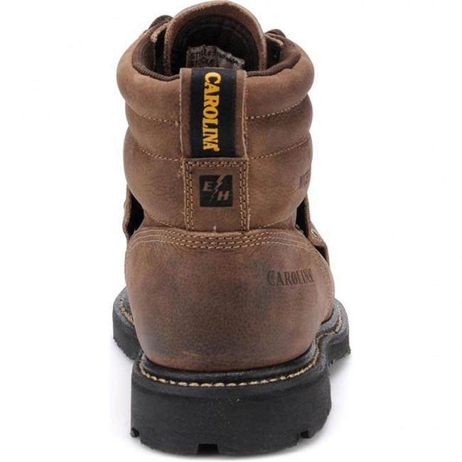 "Carolina Int Lo Safety Toe CA5501 6"" Height"