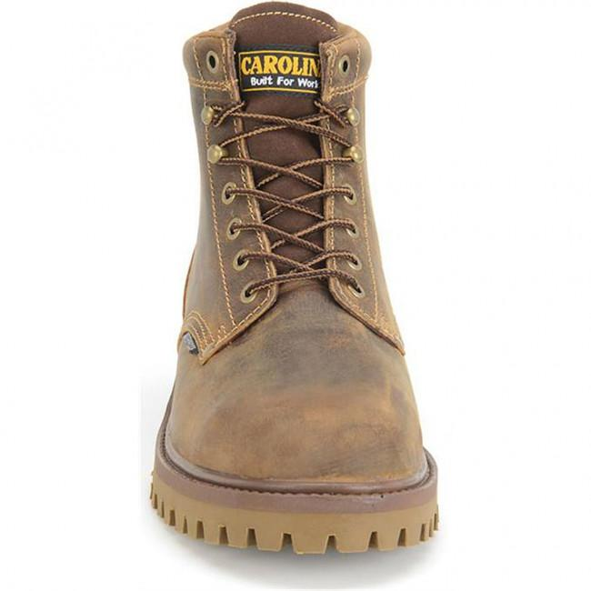"Carolina Marlboro Lo Steel Toe CA7558 6"" Height"