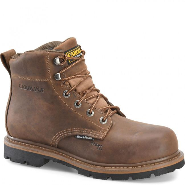 "Carolina Dormer Steel Toe CA9536 6"" Height"