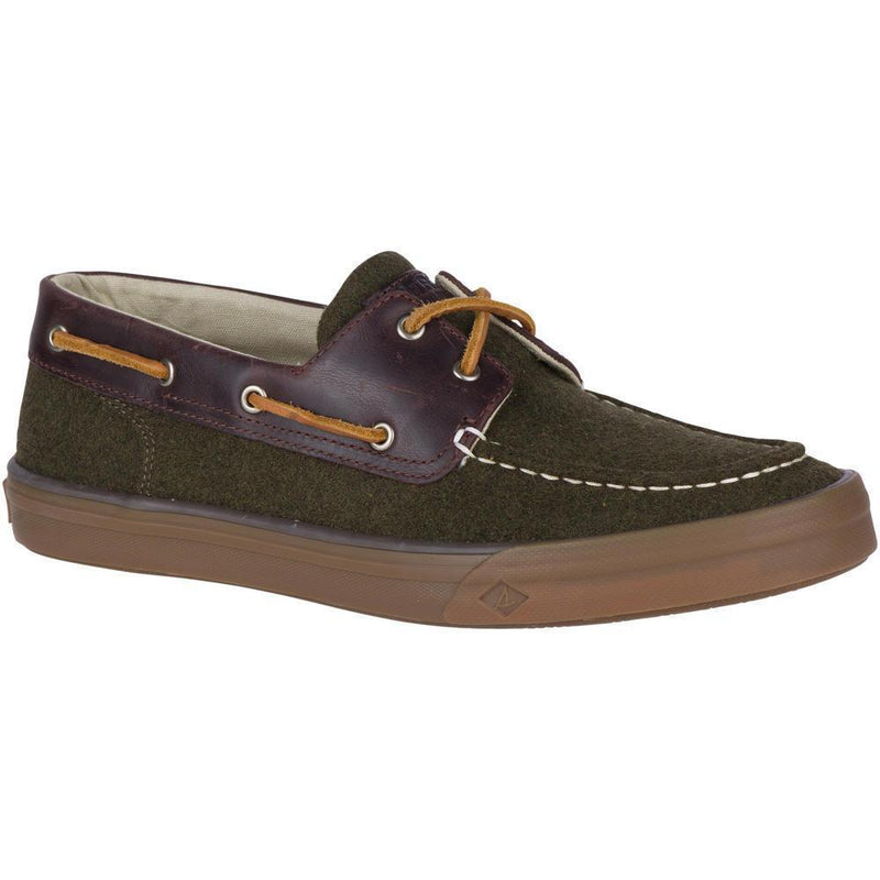 Sperry Bahama II Boat Wool