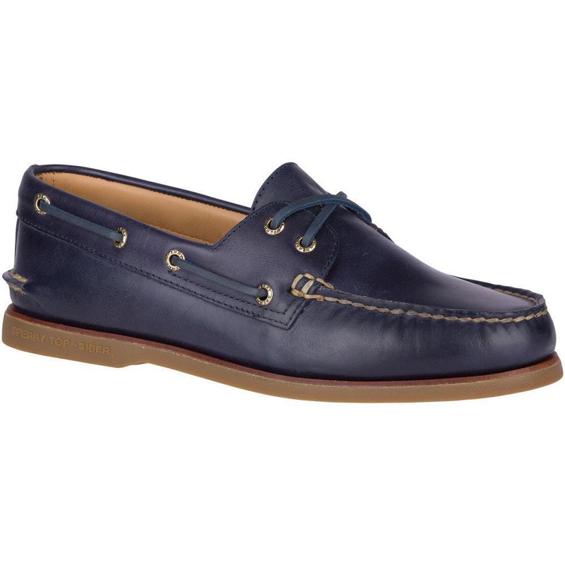 Sperry Gold A/O 2-Eye Orleans
