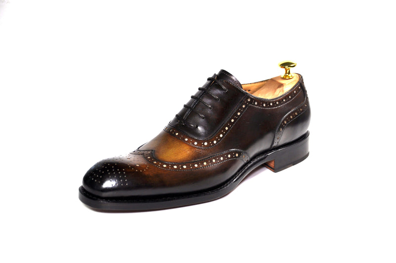 Ugo Vasare H and H Wingtip Oxford