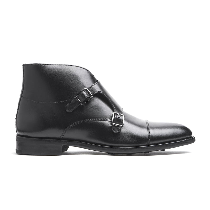Timberlux Double Monk Strap Boot