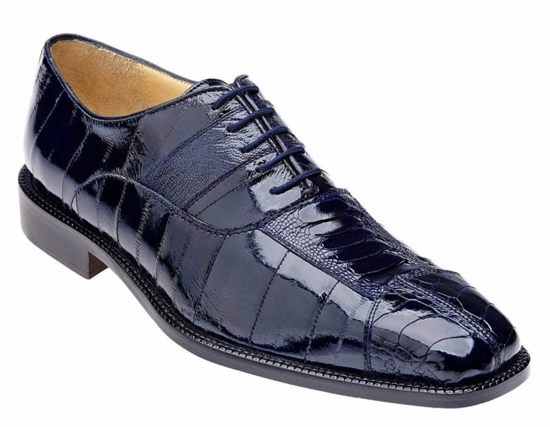 Belvedere Mare Men's Shoe in Navy
