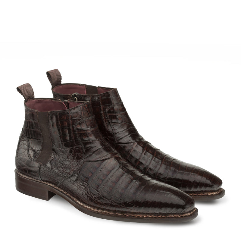 MEZLAN BLACKMORE - Genuine Crocodile