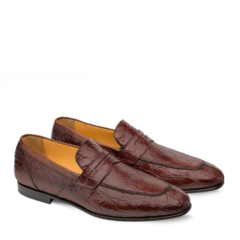 PRINCEPS By Mezlan Genuine Crocodile | Style # 4729-C