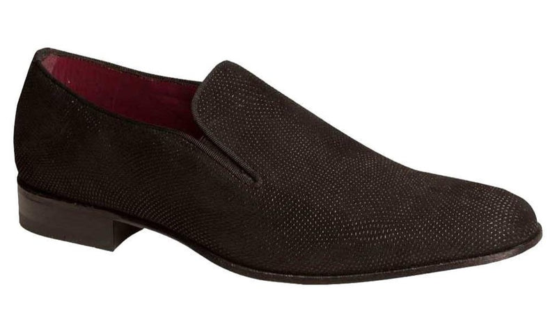 Mezlan Crespi men's loafer in black