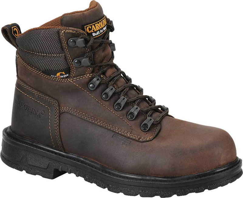 "Carolina Caisson Safety Toe CA9559 6"" Height"