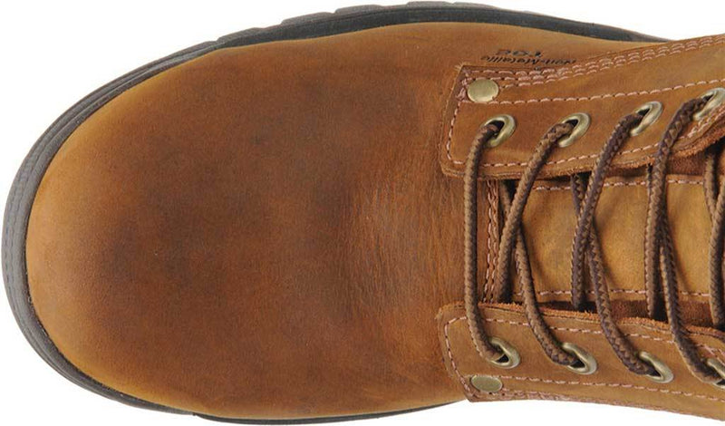 "Carolina Bruno Logger Safety Toe CA8525 8"" Height"