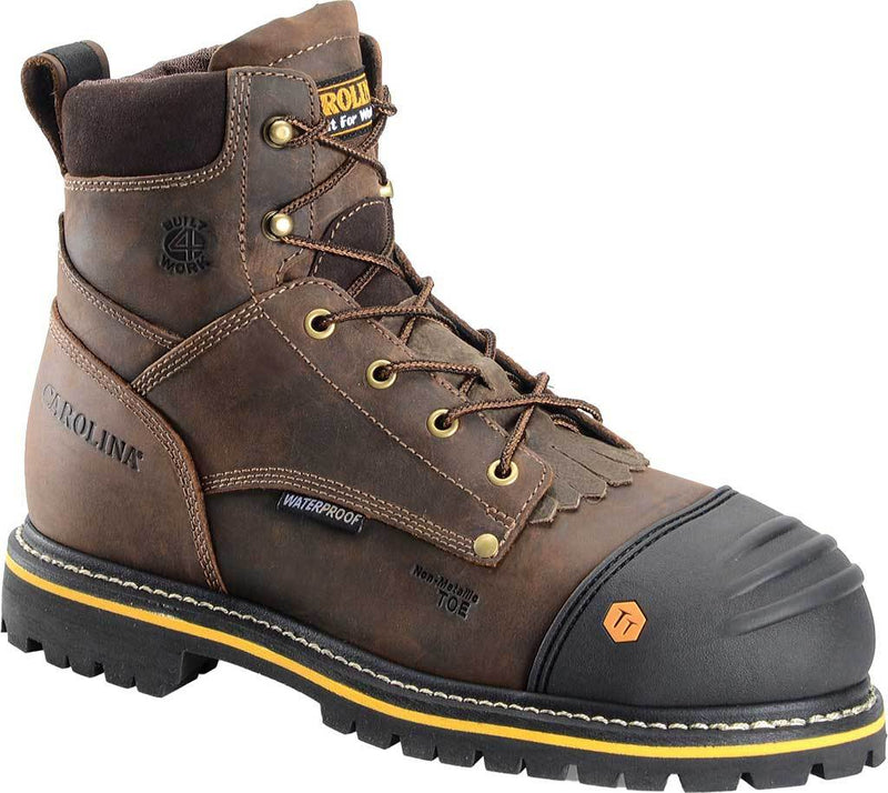 "Carolina Framework Safety Toe CA7529 6"" Height"