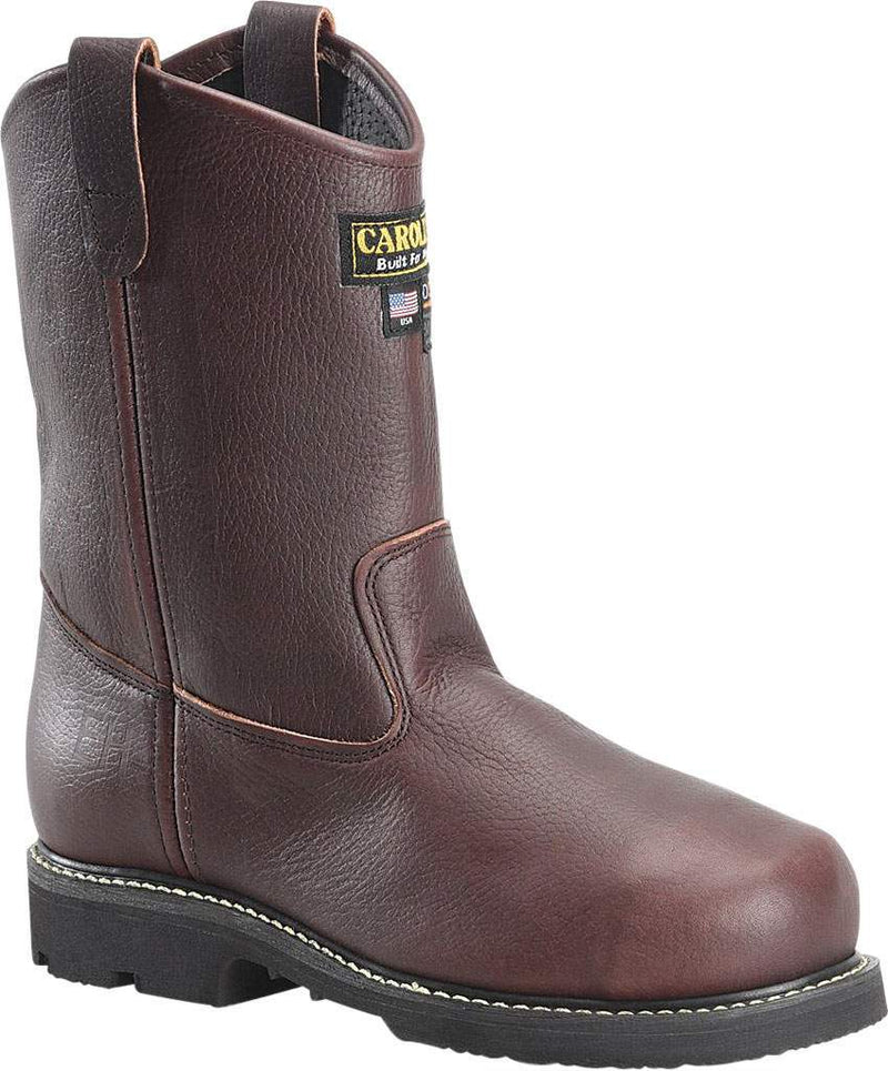 "Carolina Int Wellington Safety Toe CA520 10"" Hight"